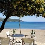 4-plaja intr-un golf mic sat Finikounda Peloponez Grecia