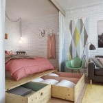 4-platforma inaltata dormitor open space apartament 2 camere 45 mp