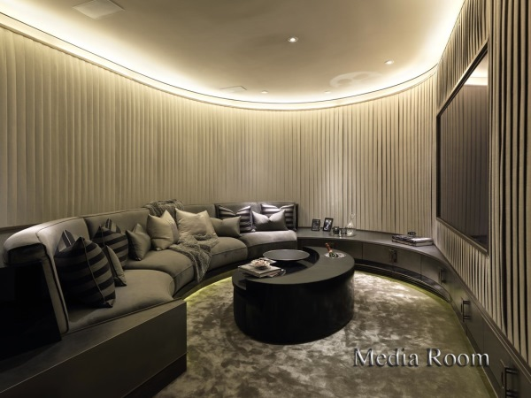 4-sala de cinema apartament knightbridge londra