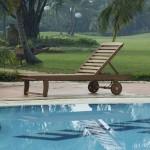 5 sezlonguri confortabile pentru piscina sau terasa. Imagini si preturi