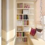 4-spatiu de lectura loc de citit amenajat in balcon