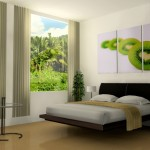 4-tablou multicanvas imagine fruct kiwi amenajare dormitor modern