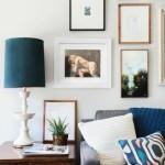 4-tablouri decoratiuni si textile living dupa reamenajare