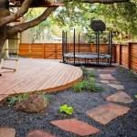 4-trambulina distractie copii in curtea casei