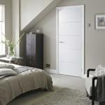 4-usa de interior alba plina decor dormitor amenajat in stil modern