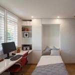4-varianta amenajare dormitor modern lung si ingust