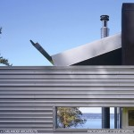 4-vedere prin gard paravan protectie casa moderna proiect C3 Vandeventer and Carlander