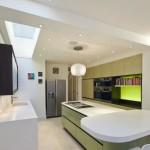 4-verde olive in amenajarea unei bucatarii moderne