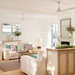 4-zona de conversatie decor living stil mediteranean casa Formentera