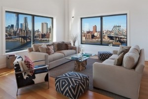 4-zona relaxare penthouse dumbo vedere spre podrile manhattan si brooklyn new york