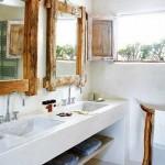 5-baie frumoasa cu peretii albi simpli zugraviti cu lavabila