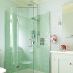 5-baie placata cu mozaic verde menta
