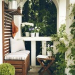 5-bancuta cu lada de depozitare cuier si etajera mobila compacta balcon