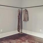 5-bara pentru umerase montata pe dou laturi ale dormitorului