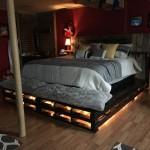 5-baza-neagra-pentru-pat-confectionata-din-paleti-de-lemn