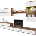5-biblioteca modulara alba model europa genarom mobilier
