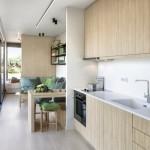 5-bucataie moderna interior casa container Cocoon Modules Grecia