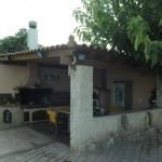 5-bucatarie de vara cu loc de luat masa proprietate Aegina Grecia
