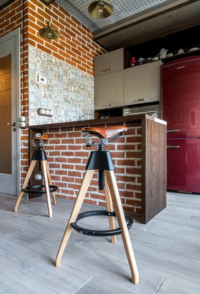 bucatarie mica stil industrial amenajare open space