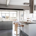 5-bucatarie moderna mare cu accente industriale