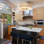 5-bucatarie moderna open space casa mica 136 mp