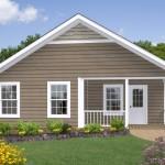5-casuta din lemn pentru parinti cu dormitor living bucatarie si baie Birchwood Cottage