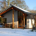 5-casuta ecologica din beton de canepa si var Hempcrete Bevan Architects