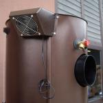5 - centrala liepsnele - ventilator