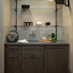 5-chicineta bucatarie mica rustica interior casa mica 75 mp