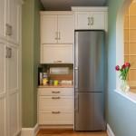 5-combina frigorifica in amenajarea unei bucatarii foarte mici