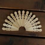 5-confectionarea unui fulg din clesti de rufe din lemn