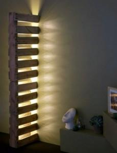 5-corp de iluminat handmade cu aspect industrial confectionat din palet de lemn