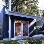 5-cos de fum exterior casa moderna design minimalist proiect C3
