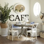 5-covor din iuta rotund decor interior amenajat in stil Provence