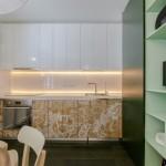 5-design bucatarie amenajata in stil modern cu accente urbane eco