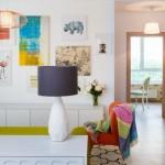 5-detalii colorate decor camera de zi apartament Bucuresti