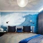 5-dormitor cu aer masculin amenajat in stil maritim