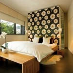 5-dormitor lung si ingust cu dressing amenajat in spatele peretelui de la capul patului