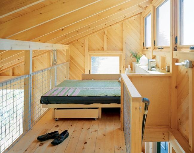 5-dormitor mansarda casa mica 51 mp