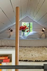 5-dormitor matrimonial amenajat in semimansarda deasupra livingului