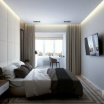 5-dormitor matrimonial apartament 3 camere amenajat in stil modern