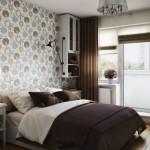 5-dormitor mic cu iesire in balcon amenajare apartament mic 2 camere