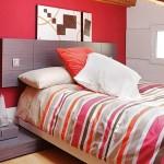 5-dormitor modern minimalist amenajat in mansarda