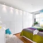 5-dressing mare alb usi glisante dormitor modern