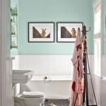 5-dupa transformare baie luminoasa decorata in alb si bleu