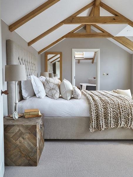 5-exemplu amenajare dormitor modern clasic in gri bej si alb