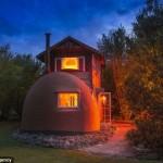 5-exterior casa in forma de gheata pensiune noua zeelanda