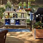 5-gratar electric amenajarea unei mici bucatarii de vara pe terasa casei