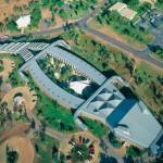 hotel in forma de crocodil parcul kakadu australia