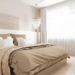 5-idee amenajare dormitor modern si elegant in nuante de bej 10 mp
